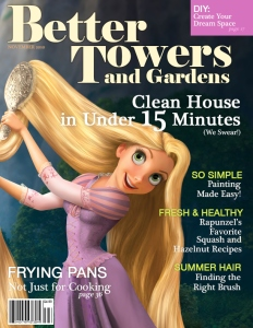 what-if-disney-princesses-were-magazine-cover-models---interesting-amp-funny